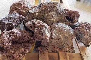 25 kg Lava Steine 200-500 mm