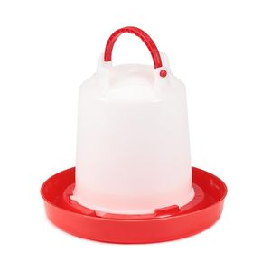 Geflügeltränke für 1 Liter aus Kunststoff Kükentränke Hühnertränke Tränke NEU