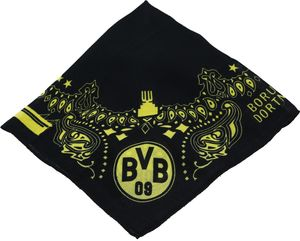 BVB Borussia Dortmund Bandana Kopftuch 50 x 50 cm