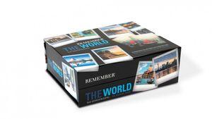 Remember Memospiel groß - World, 44 Kartenpaare