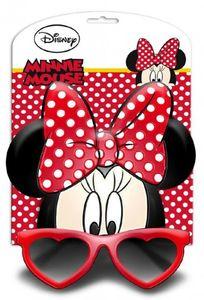 sonnenbrille Minnie Mouse junior rot Einheitsgröße