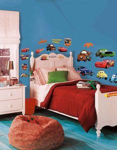 Wandsticker Disney Pixar Cars Champions