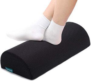 Halbzylindrisch Kissen Büro Füße ausruhen Fußstütze Fußmassage Prise