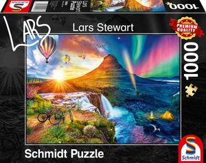 Schmidt Spiele GmbH Pu1000T. L.Stewart Island 0 0 STK
