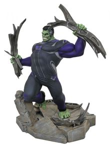 Diamond Select Avengers Tracksuit Hulk Marvel Movie Gallery Diorama Statue 23 cm DIAMMAY192369