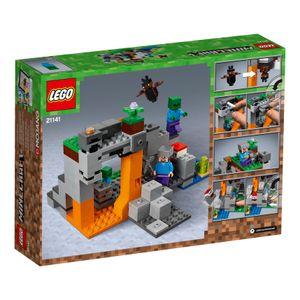LEGO® Minecraft™ Zombiehöhle 21141