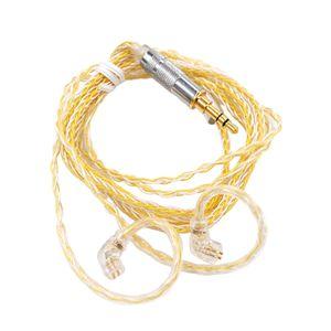 Kopfhörer Verlängerungskabel Audiokabel mit Vergoldete und Versilberte Kontakte C 1,2 Millionen