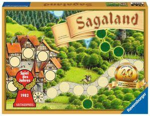 Sagaland 40 Jahre Jubiläumsedition Ravensburger 27040