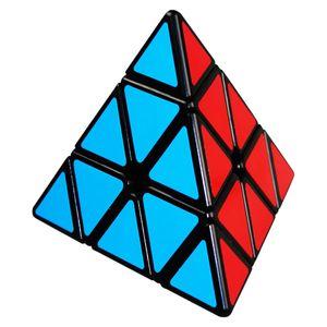 3x3 Zauberwürfel Pyramide, Pyraminx Pyramid Cube Magische Pyramide Speed Cube Würfel für Puzzle Cube Enthusiasten