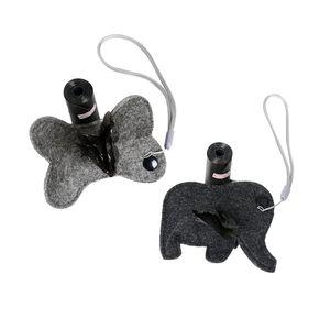 2 Stück Kotbeutelspender Hundekotbeutel Aufbewahrungstasche mit 4 Rollen Hundetüten