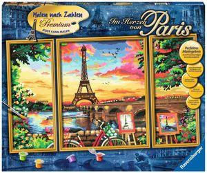Im Herzen von Paris Ravensburger 28495