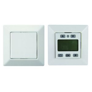 REV 0086210103, Shutter control, Weiß