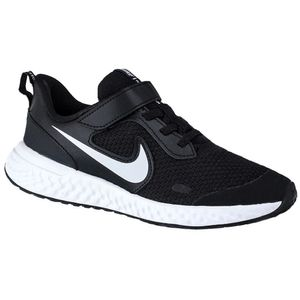 Nike Nike Revolution 5 (Psv) Black/White-Anthracite 35