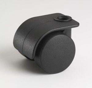Containerrolle 35mm,KS-schwarz,verst., Platte 38x38 mm