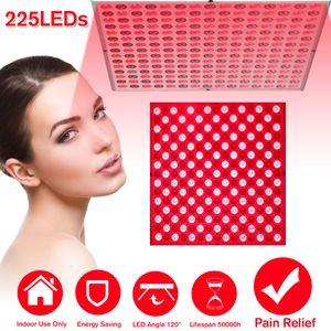 45W 225 LED Infrarot Lampe Panel 660nm 850nm Infrarotlampe Tpie Anti-Aging