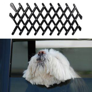 Frischluftgitter Auto Hundegitter Hund Schutzgitter für Autofenster
