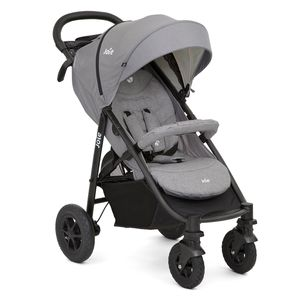 Joie Buggy Litetrax 4 Air inkl.RV Gray Flannel