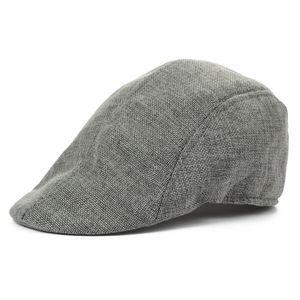Jahrgang Uni Damen Herren Schirmmuetze Casquette Breath Beret Ballonmuetze Cabbie Kopfbedeckung