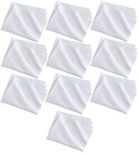Brillenputztücher 10Stk Reinigungstücher für iPad Touchscreen Display Smartphone
