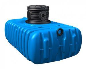 Flachtank / Erdtank begehbar FLAT S 1.500 Liter 4Rain 295120