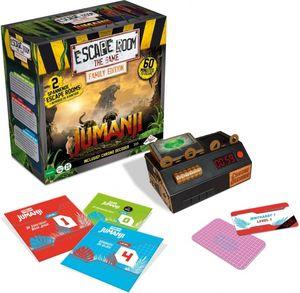 Identity Games Escape Room The Game: JumanjiFamilien Edition