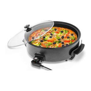 bredeco Pizzapfanne - Ø 40 cm - 9 cm hoch