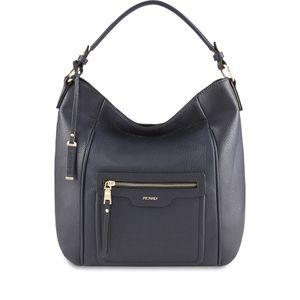 PICARD Handtasche BE NICE NAVY, Größe:33x32x13cm