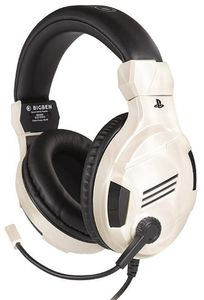 PS4 Kopfhörer mit Mikrofon - Farbe: Weiß