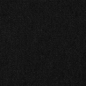 Outdoorstoff Markisenstoff Gartenmöbelstoff Toldo Struktur schwarz 160cm