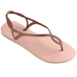 Havaianas Mädchen Sandalen in der Farbe Rosa - Größe 39-40