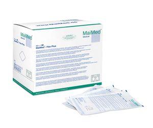 MAIMED Flex Plus PF Latex mikrogeraut PF steril, Gr. 8 50 Paar