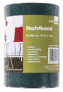 Nahtband Kustrasenverbindung 0,15 x 10 m Kunstrasen Grün Nahtklebeband Kunstrasenkleber zuschneidbar