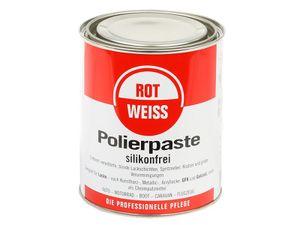 Rotweiss Polierpaste Politur 750 ml 1000