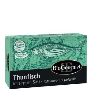 BioGourmet Thunfisch im eigenen Saft 120g