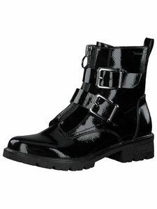 Tamaris Damen Stiefelette schwarz 1-1-25414-25 normal Größe: 38 EU