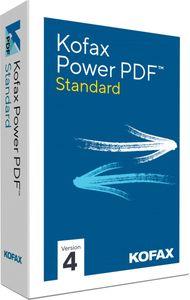 Kofax Power PDF Standard 4.0 deutsch Retail Vollversion