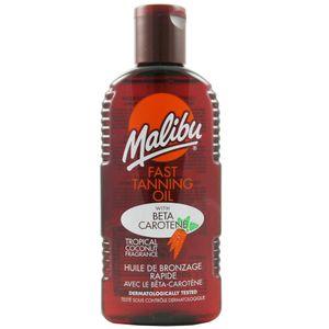 Malibu Fast Tanning Oil schnelle Bräune 200 ml - Bräunungsöl