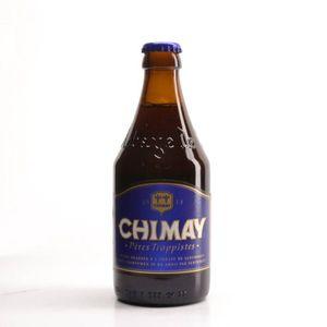 Chimay Blue Grande Reserve 0,33 l Flasche - Bières de Chimay