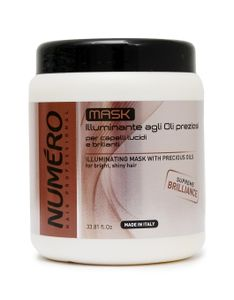 Brelil Numero Illuminating Mask With Oil 1000 ml