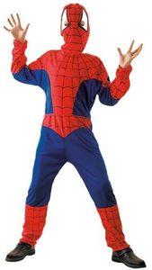 Witbaard kostüm Spider-man rot/blau Größe 139-155 cm
