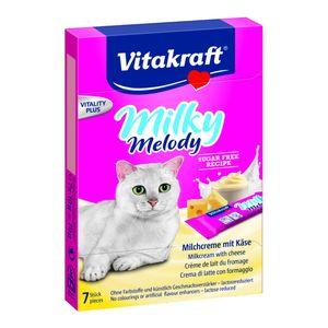 Vitakraft Katzensnack Milky Melody Käse - 70g