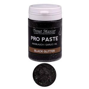 Spro Trout Master Pro Paste Forellenteig, Farbe:Black Glitter