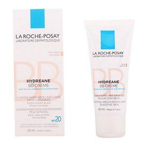 Feuchtigkeitscreme mit Farbe Hydreane Bb Crème La Roche Posay Spf 20 (40 ml)
