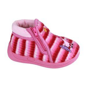 Mirak Safari Kinder Hausschuhe FS2863 (28 EU) (Pink)