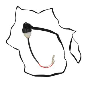 Notausschalter mit Fussschlaufe SMC 62330-SK9-00