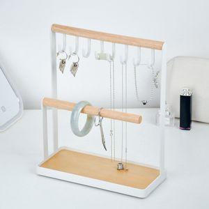 Schmuckständer Schmuckhalter Schmuck Display Organizer für Halsketten Ohrringe Armband