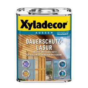XYLADECOR Dauerschutz Lasur Eichehell 4 Ltr