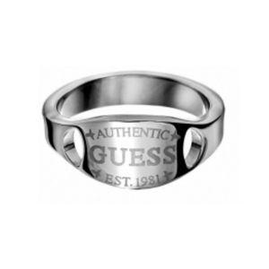 Guess Steel Uni Ring USR11002, Ringgröße:54 (17.2 mm Ø)