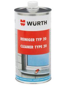 Würth Antistatischer Kunststoffreiniger Typ 20 - 089210011