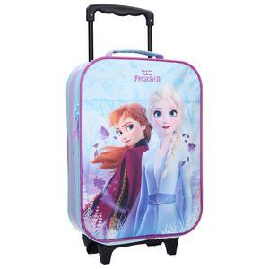 Disney Frozen 2 Koffer Trolley Kinderkoffer Handgepäck Trolly Eiskönigin Elsa